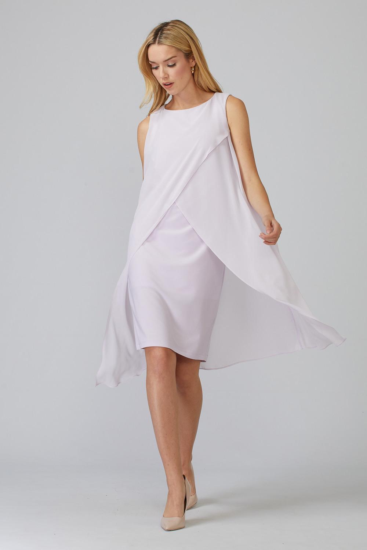 Joseph Ribkoff LAVENDER FOG Dresses Style 201220