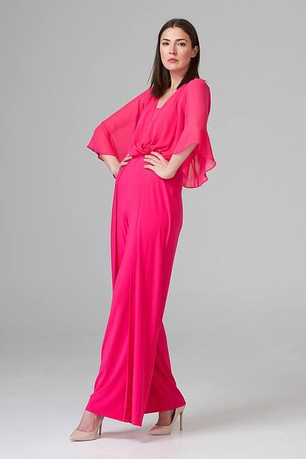 Joseph Ribkoff Combinaisons Rose Vif Style 201224
