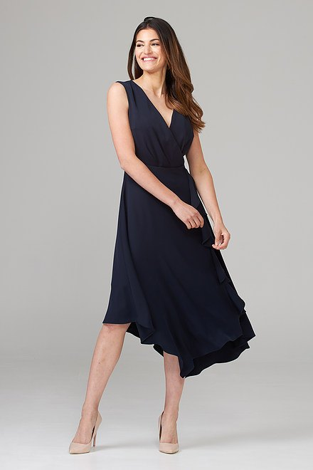 Joseph Ribkoff Robes Bleu Minuit 40 Style 201226