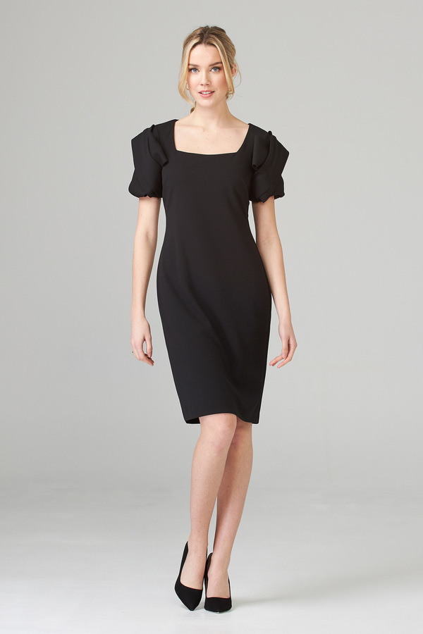 Joseph Ribkoff Black Dresses Style 201228