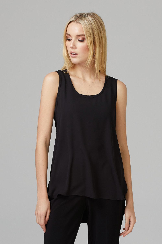 Joseph Ribkoff Tee-shirts et camisoles Noir Style 201231