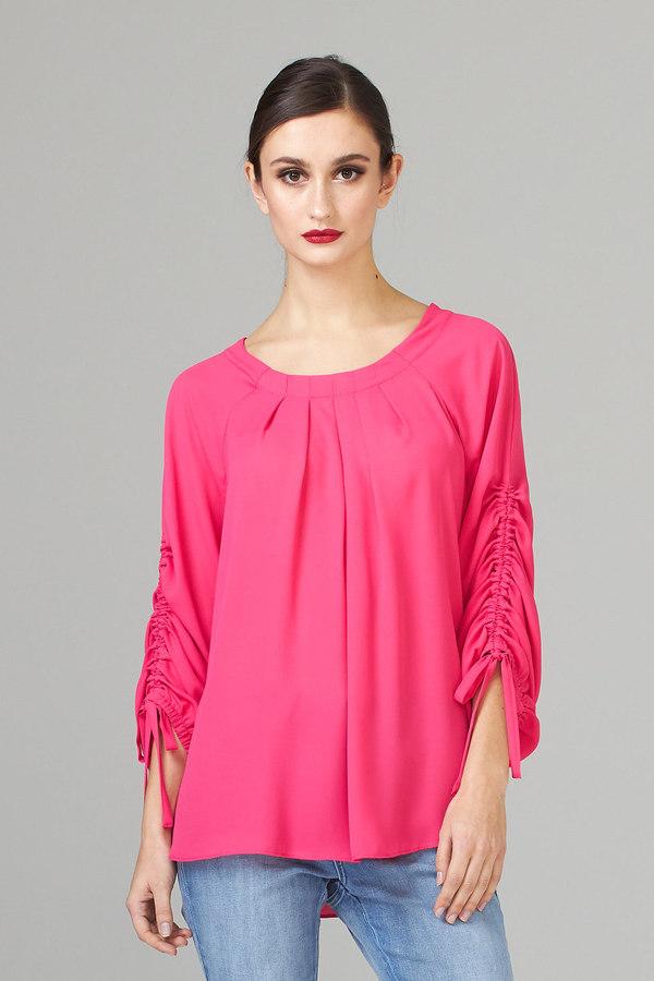 Joseph Ribkoff HYPER PINK Shirts & Blouses Style 201241
