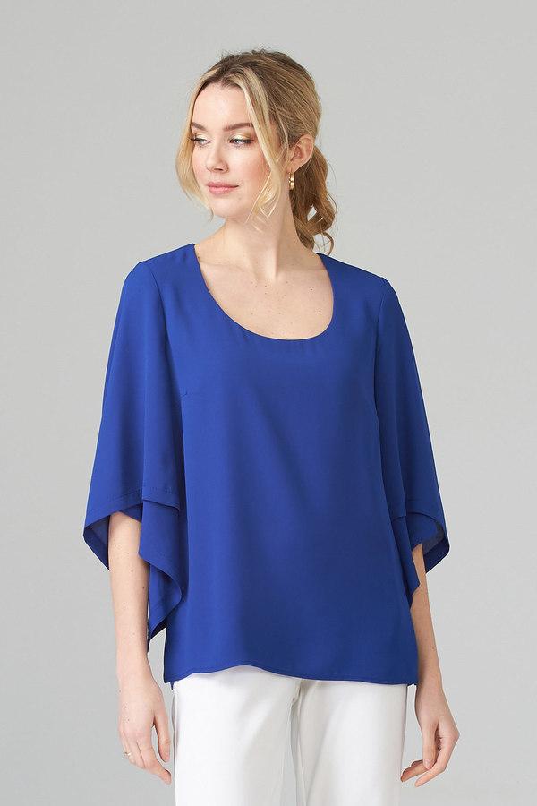 Joseph Ribkoff Tee-shirts et camisoles Saphir Royal 163 Style 201242