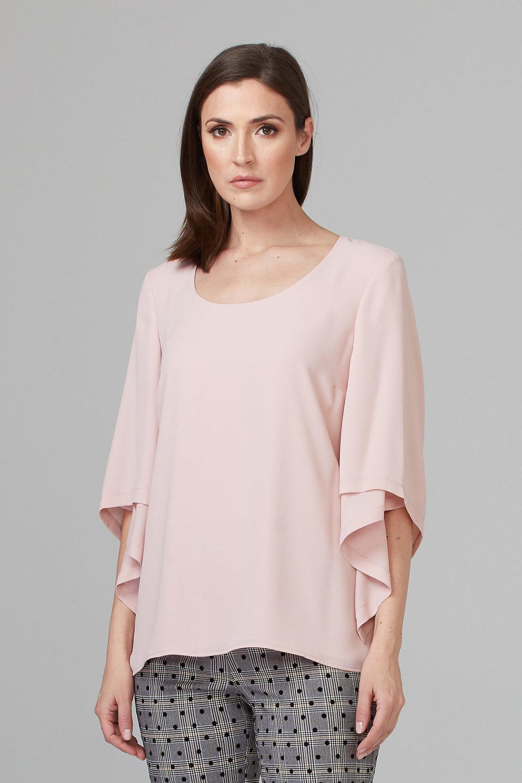 Joseph Ribkoff Rose Shirts & Blouses Style 201242