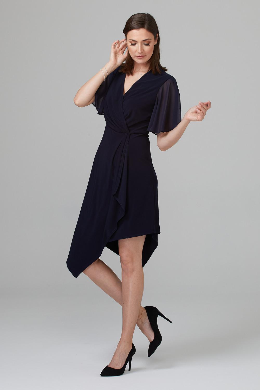 Joseph Ribkoff Robes Bleu Minuit 40 Style 201262