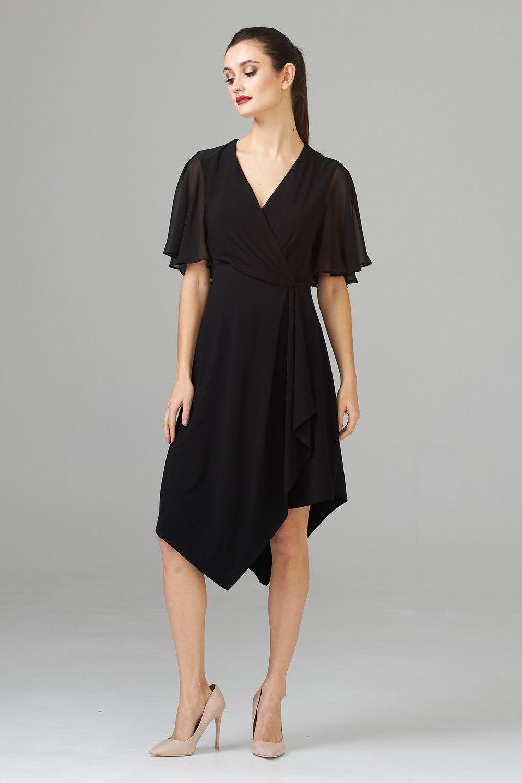 Joseph Ribkoff Black Dresses Style 201262