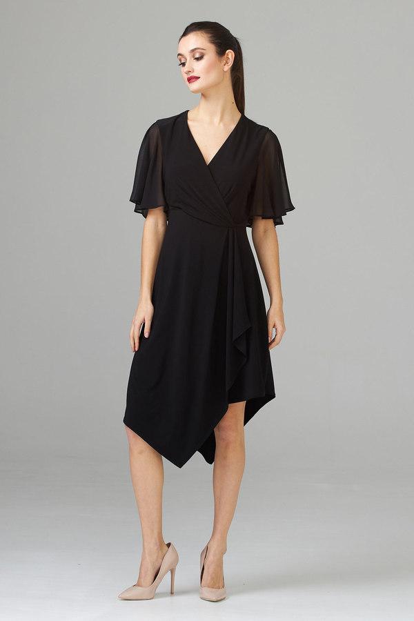 Joseph Ribkoff Robes Noir Style 201262
