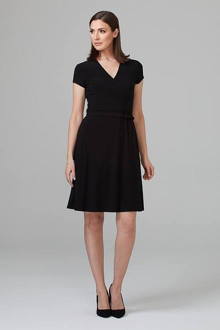 Joseph Ribkoff Black Dresses Style 201272