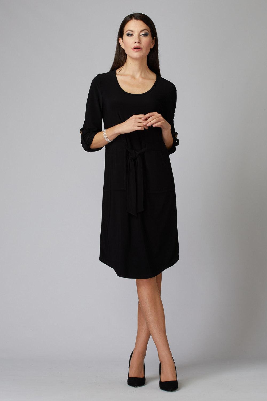 Joseph Ribkoff Robes Noir Style 201274