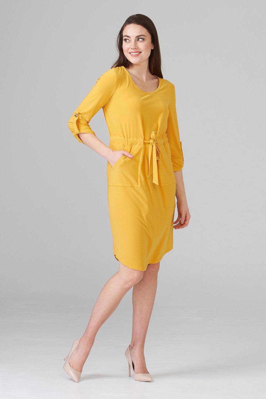 Joseph Ribkoff Robes Soleil Doré Style 201274
