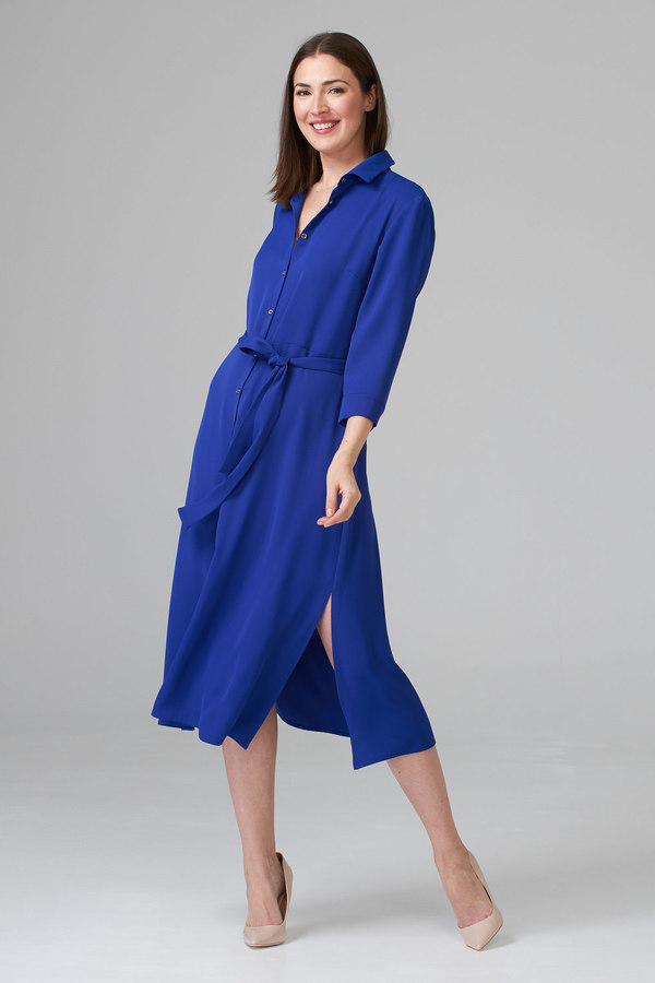 Joseph Ribkoff Robes Saphir Royal 163 Style 201276