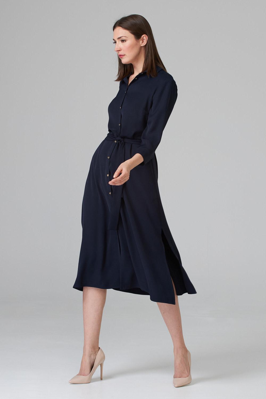 Joseph Ribkoff Midnight Blue 40 Dresses Style 201276