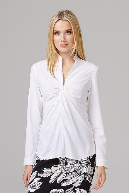 Joseph Ribkoff White Tops Style 201281