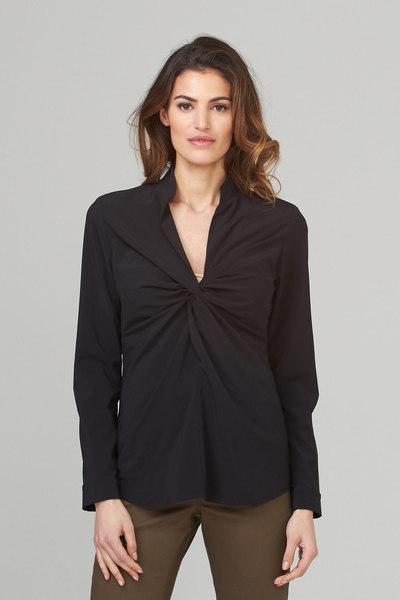 Joseph Ribkoff Black Shirts & Blouses Style 201281