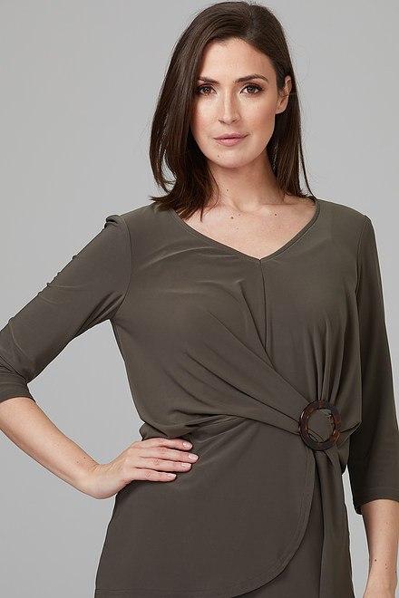 Joseph Ribkoff Tee-shirts et camisoles Avocat 183 Style 201299