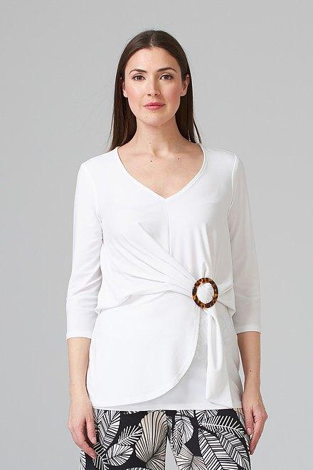 Joseph Ribkoff Tee-shirts et camisoles Vanille 30 Style 201299