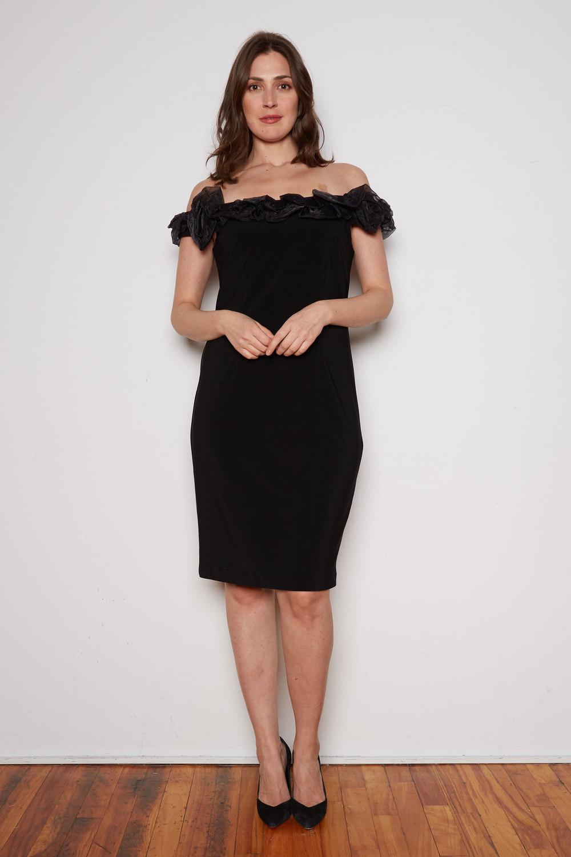 Joseph Ribkoff Black Dresses Style 201302