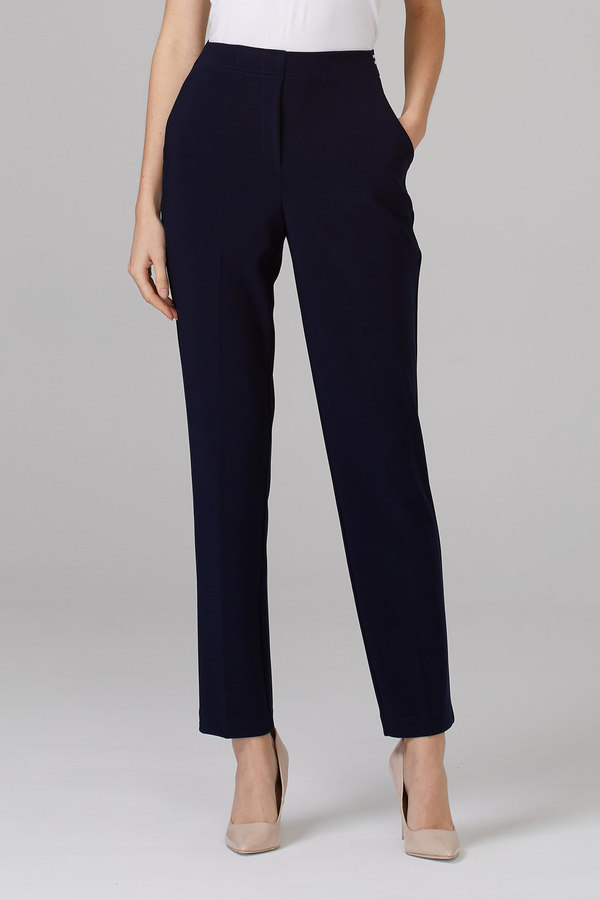 Joseph Ribkoff Pantalons Bleu Minuit 40 Style 201314