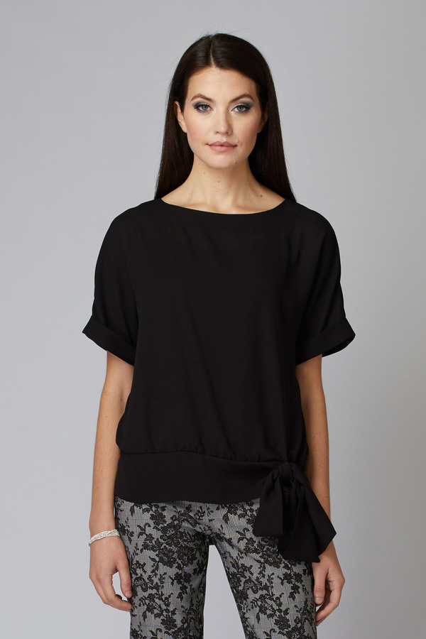 Joseph Ribkoff Tee-shirts et camisoles Noir Style 201335