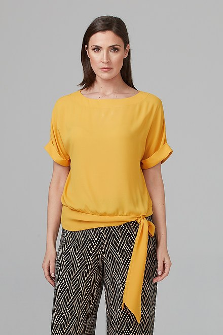 Joseph Ribkoff GOLDEN SUN Tees & Camis Style 201335