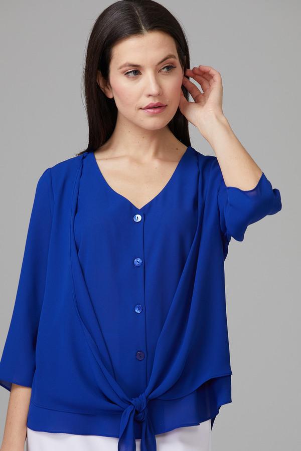 Joseph Ribkoff Royal Sapphire 163 Shirts & Blouses Style 201336