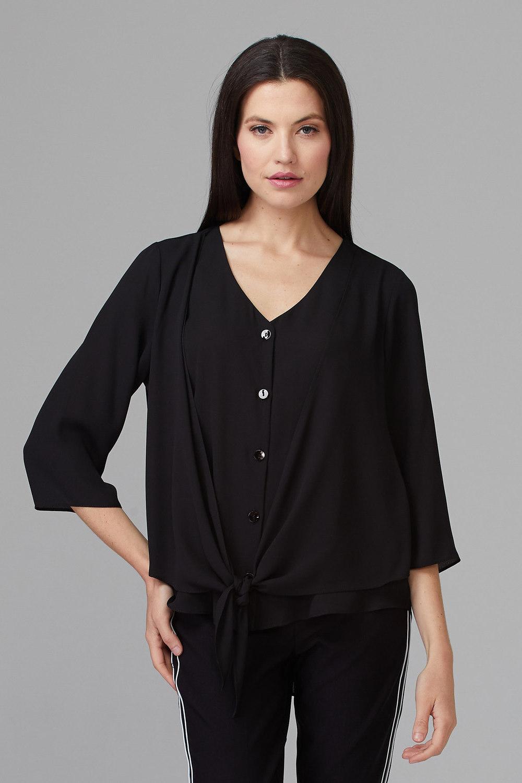Joseph Ribkoff Chemises et blouses Noir Style 201336
