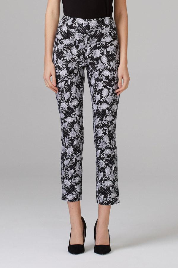 Joseph Ribkoff Pantalons Noir/Blanc Style 201389
