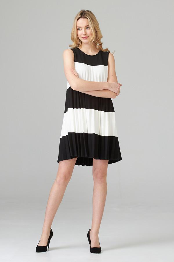 Joseph Ribkoff Black/White Dresses Style 201402