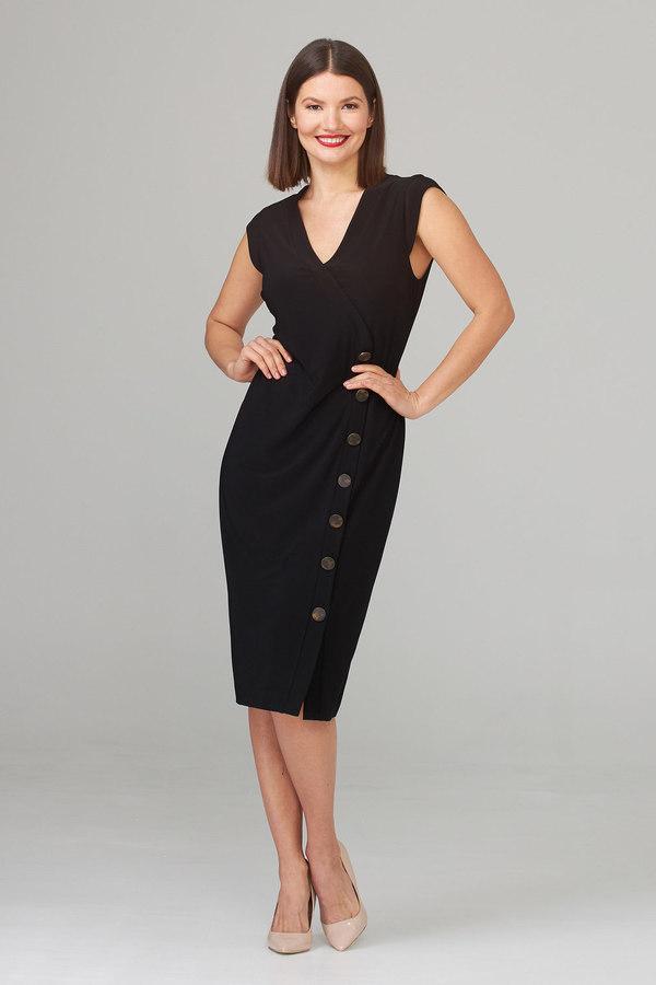 Joseph Ribkoff Robes Noir Style 201404