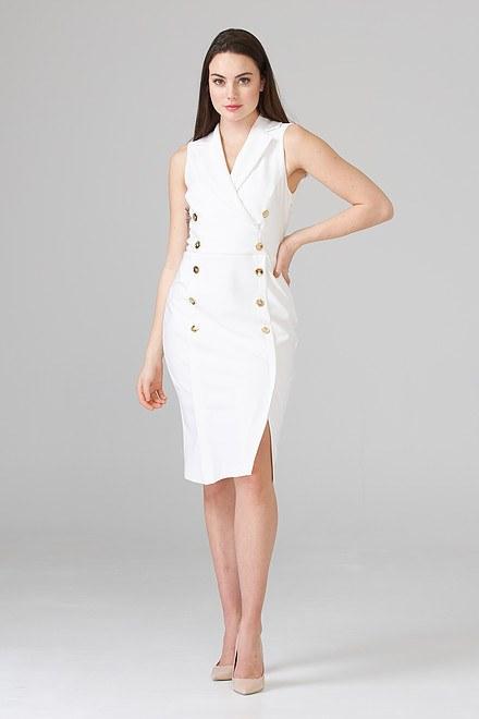 Joseph Ribkoff Robes Vanille 30 Style 201405