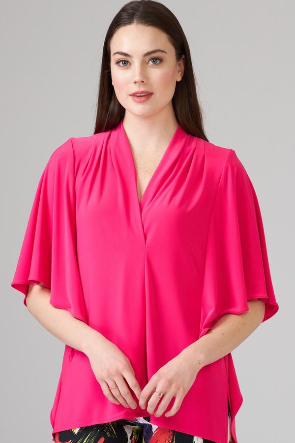 Joseph Ribkoff Chemises et blouses Rose Vif Style 201409