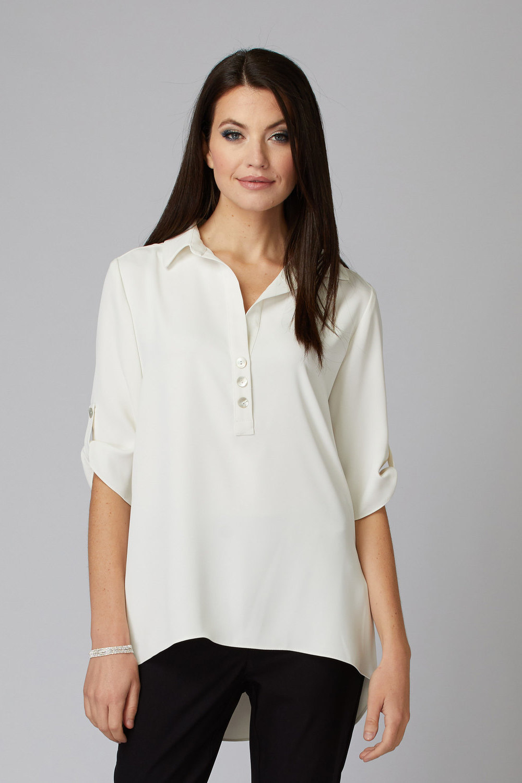 Joseph Ribkoff Chemises et blouses Vanille 30 Style 201412