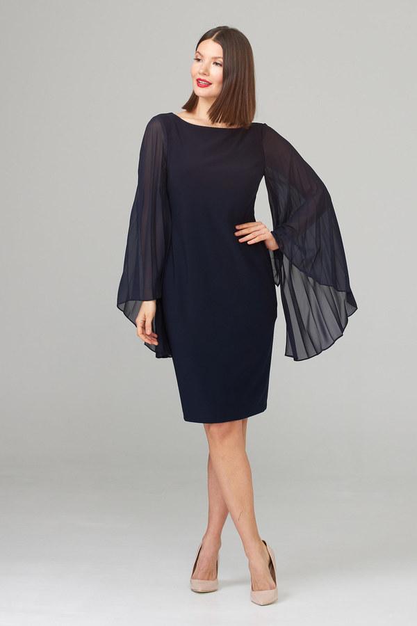 Joseph Ribkoff Robes et combinaisons Bleu Minuit 40 Style 201417