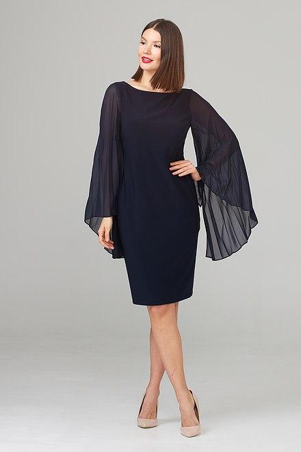 Joseph Ribkoff Robes Bleu Minuit 40 Style 201417