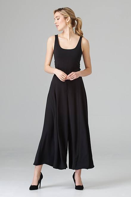 Joseph Ribkoff Pantalons Noir Style 201424