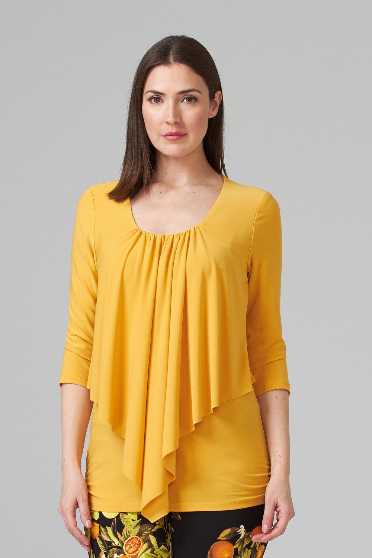 Joseph Ribkoff GOLDEN SUN Tees & Camis Style 201428