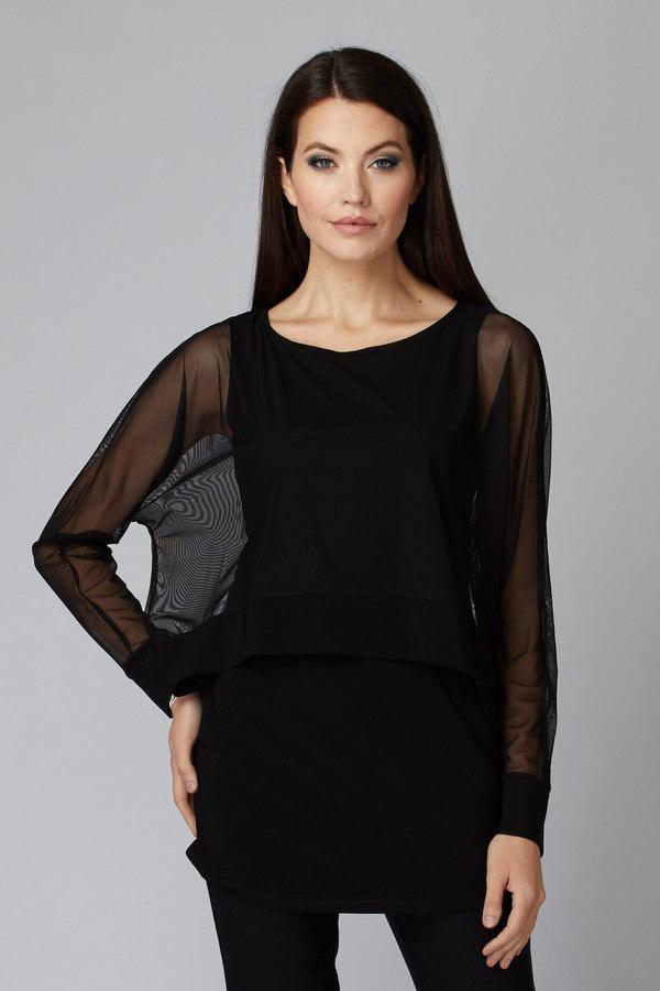 Joseph Ribkoff Black Tunics Style 201429