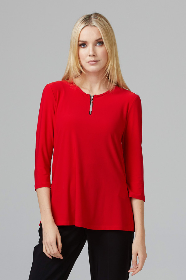 Joseph Ribkoff Tee-shirts et camisoles Rouge A Levres 173 Style 201433