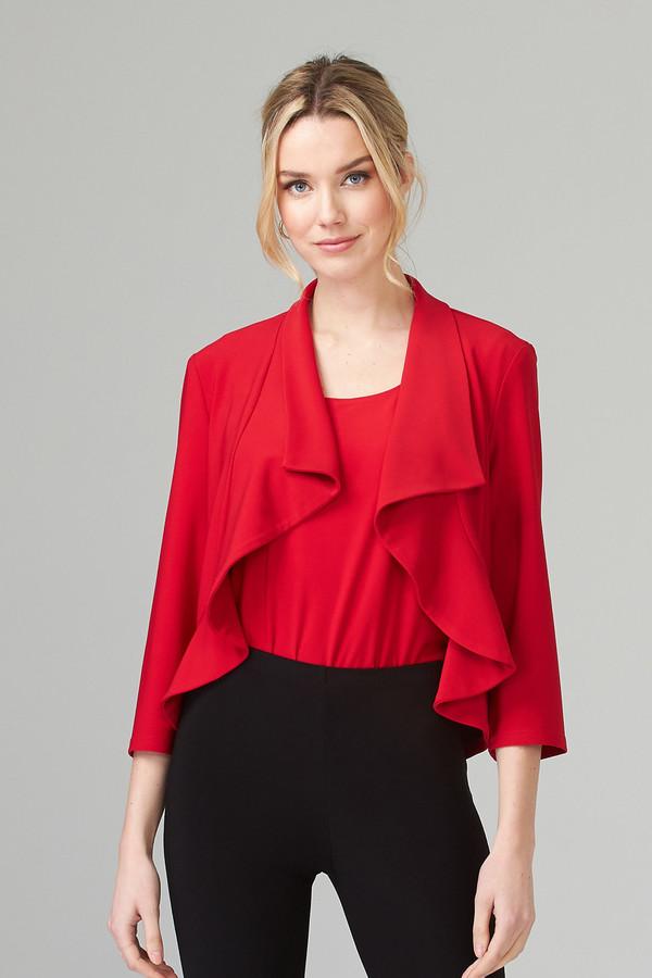 Joseph Ribkoff Lipstick Red 173 Jackets Style 201435