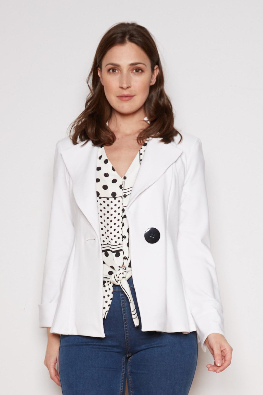 Joseph Ribkoff Vanilla 30 Jackets Style 201436