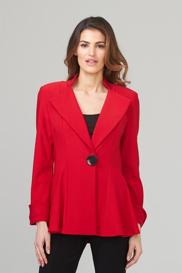 Joseph Ribkoff Vestes Rouge A Levres 173 Style 201436