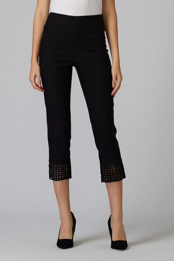 Joseph Ribkoff Pantalons Noir Style 201437