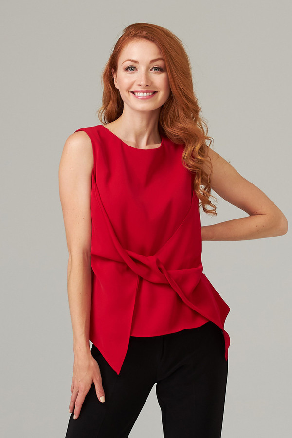 Joseph Ribkoff Tee-shirts et camisoles Rouge A Levres 173 Style 201442