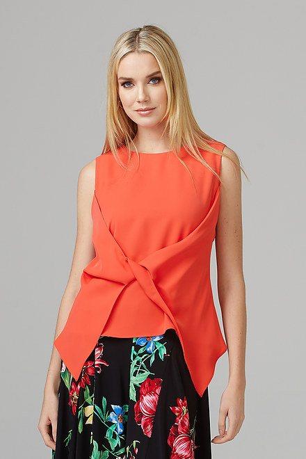 Joseph Ribkoff PAPAYA Tees & Camis Style 201442