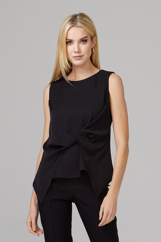 Joseph Ribkoff Tee-shirts et camisoles Noir Style 201442
