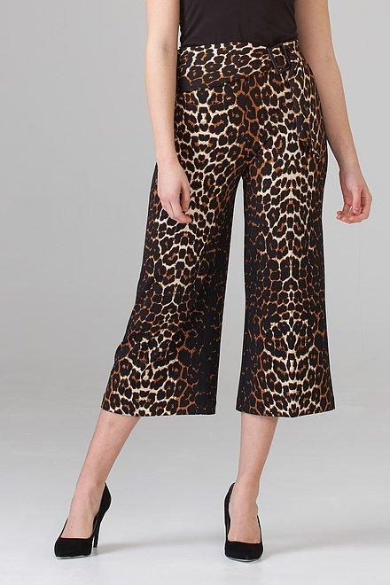 Joseph Ribkoff Pantalons Beige/Noir Style 201447
