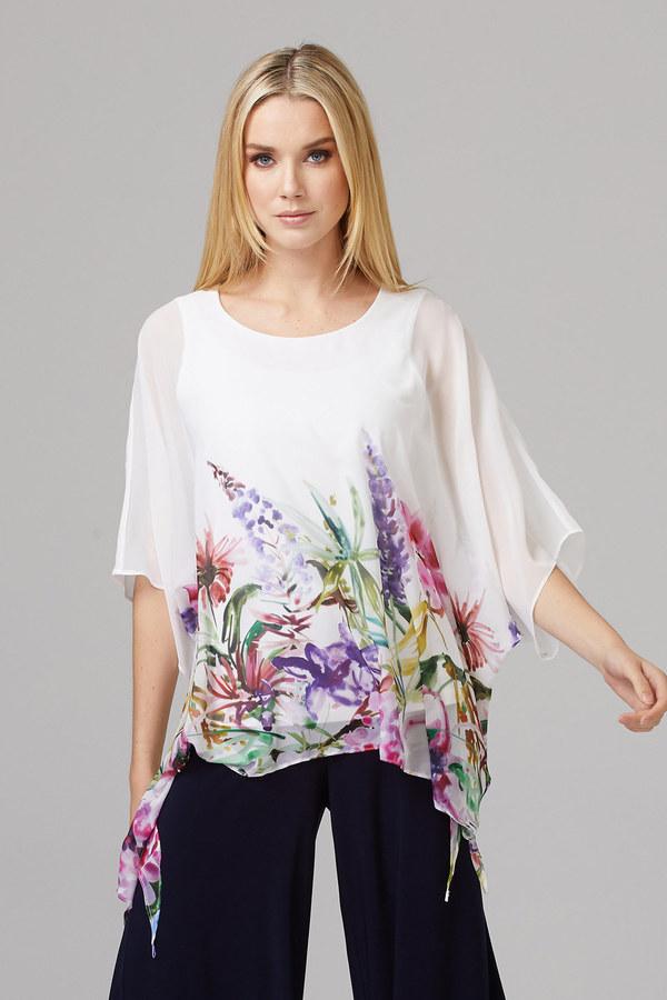 Joseph Ribkoff Chemises et blouses Vanille/Multi Style 201449