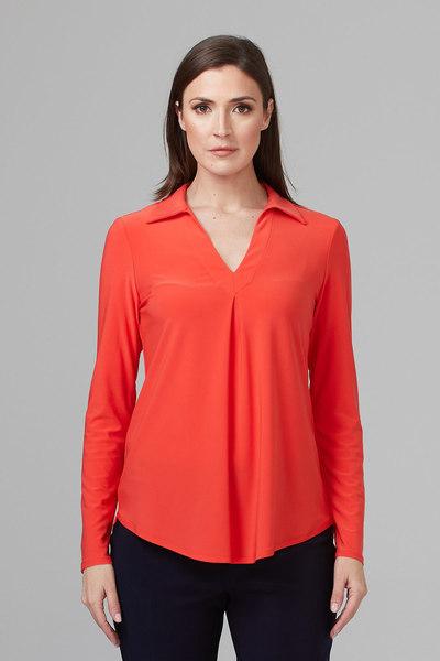 Joseph Ribkoff PAPAYA Shirts & Blouses Style 201469