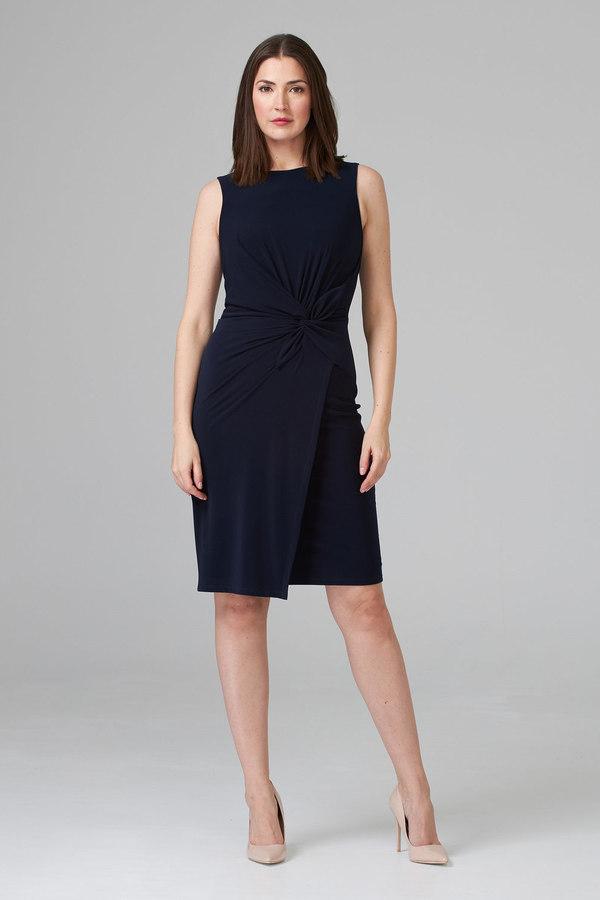 Joseph Ribkoff Robes Bleu Minuit 40 Style 201476