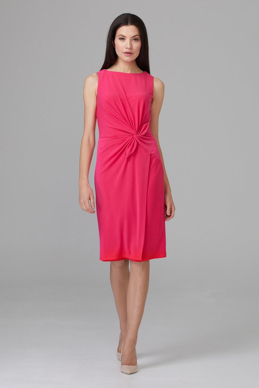 Joseph Ribkoff HYPER PINK Dresses Style 201476